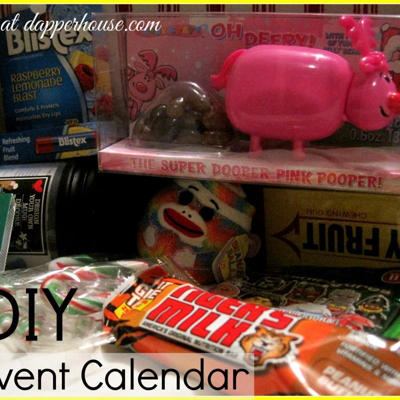 DIY Advent Calendar Ideas for Tween Boys (Free Printables)