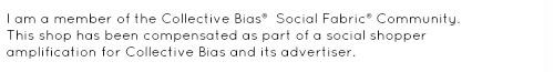 Collective Bias Social Fabric Blog Post Disclaimer
