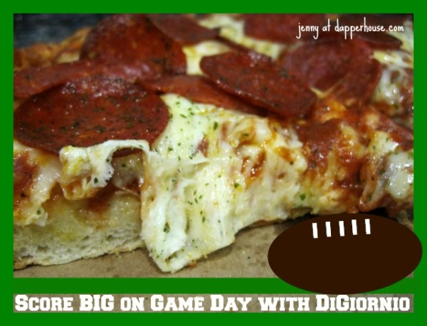 Score BIG on Game Day with DiGiorno Pizza #GameTimeGoodies #shop #cbias