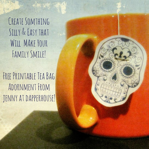 Free Printables for Tea Bag FUN