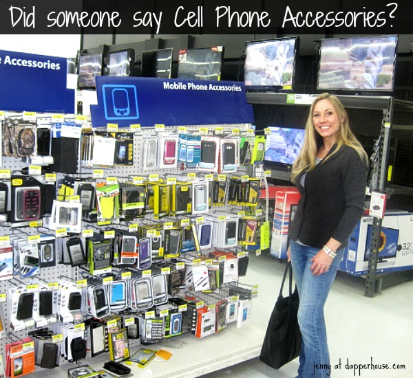 Did someone say cell phone accessories @Walmart #MaxYourTax @dapperhouse #shop #cbias