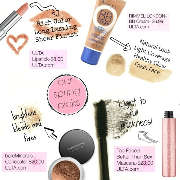 Spring fresh face our picks for waarm weather natural makeup @linxtea @dapperhouse