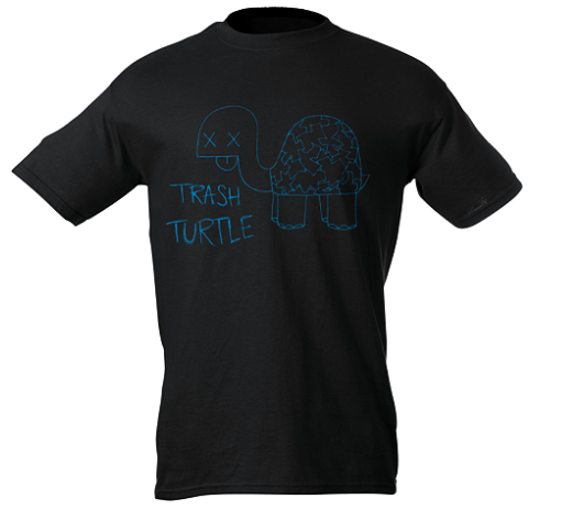 Turtle Trash T-Shirt