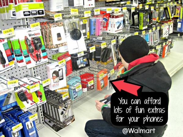 You can afford lots of fun extras for your phones @walmart @dapperhouse