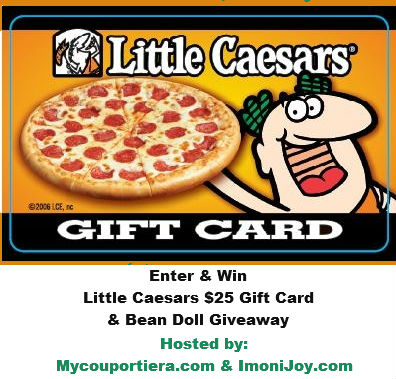little caesars gift card goup giveaway