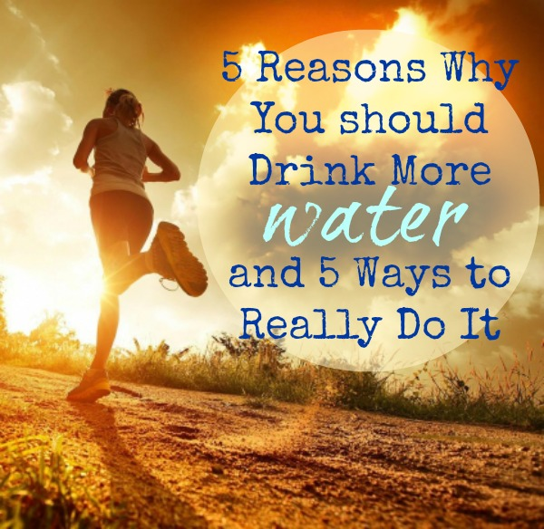 5 reasons why you should drink more water and 5 ways to really do it @dapperhouse