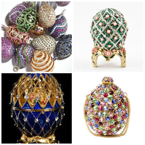Faberge eggs for family Easter craft inspiration @dapperhouse DIY tutorial