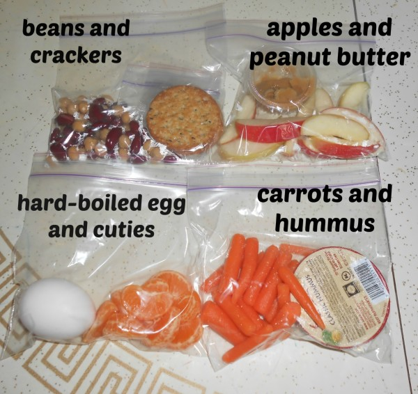 Healthy snacks to prepare to help moms take care of their preemie baby and other kids at home