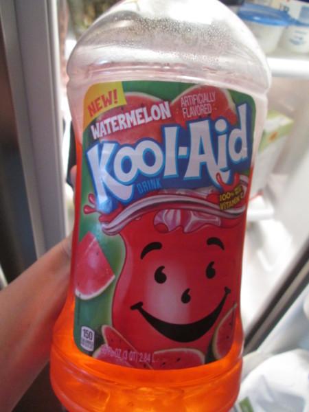 #KoolOff with  96  oz bottles of Kool-Aid from Walmart this summer @dapperhouse #cbias #shop