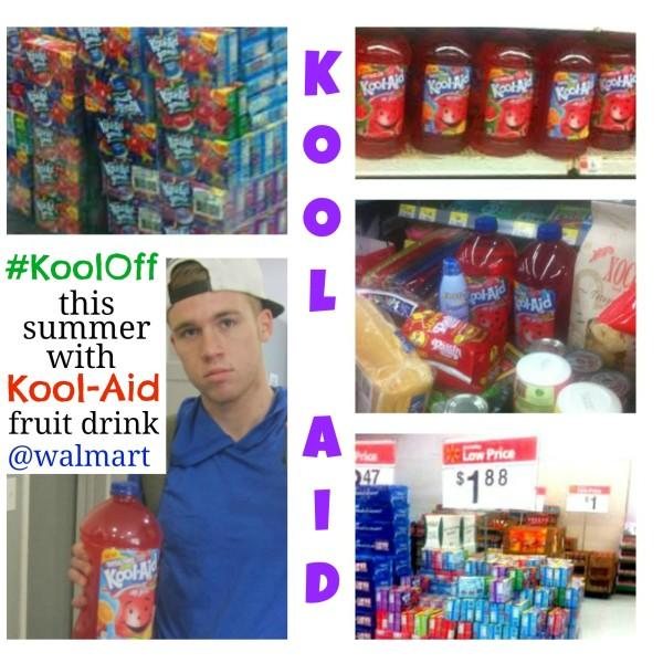 #KoolOff this summer with 96 oz jugs of Kool-Aid @walmart @dapperhouse #CollectiveBias #shop