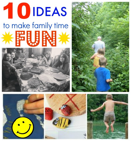 10 Ways to Enjoy Your Family this Summer @dapperhouse