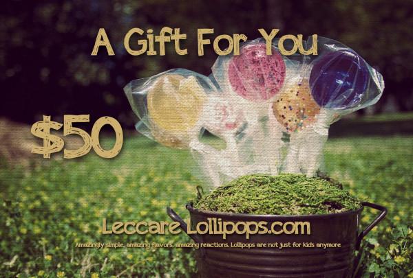 leccare gift certificate no code
