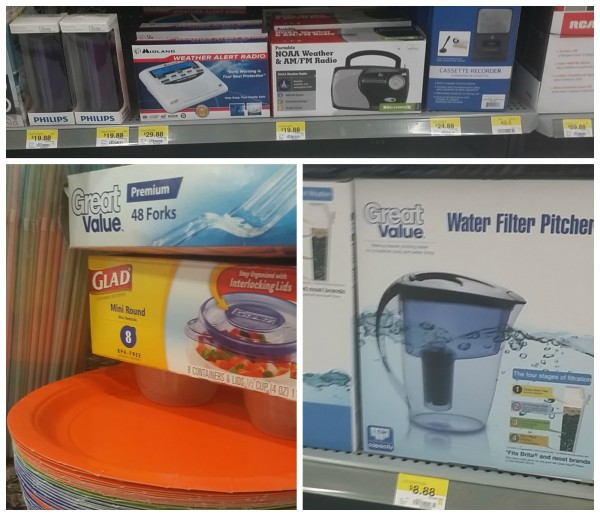 A trip to Walmart gave me everything I need to keep my family healthy and comfortable during a power outage Remember weather radios with Duracell batteries @dapperhouse #PrepWithPower #spon #shop #cbias