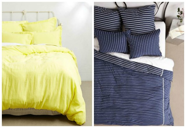 Yellow and Blue are the HOT colors for Home and Fashion this Fall 2014 @dapperhouse