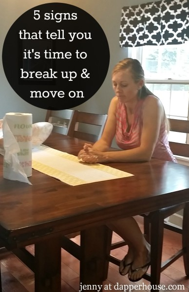 5 Signs that it is time to break up and move on #sp by Viva Vantage