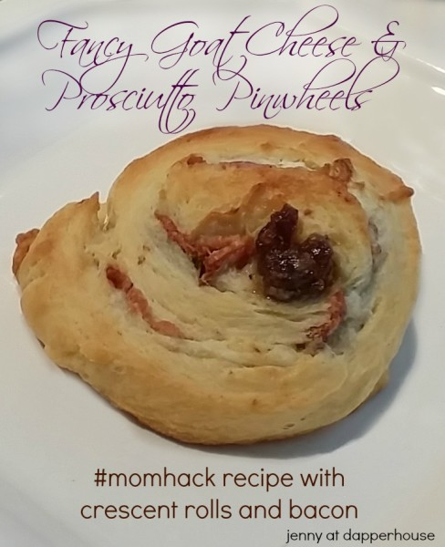 Get this fun and easy recipe hack for bacon and goat cheese pinwheels appetizer jenny at dapperhouse