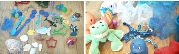 How to find items for an ocean themed sensory bin jenny at dapperhouse early childhood education