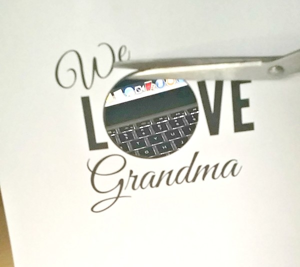 How to make these gofts for grandma with free printables @dapperhouse