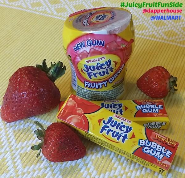 gum gum fruit is a strawberry a fruit