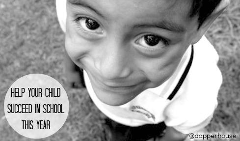 Read the top 10 teacher's secrets to help your child succeed in school @dapperhouse