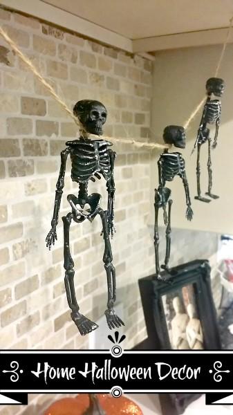 DIY Home Halloween Decor Ideas for your home @dapperhouse