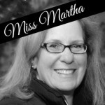 Miss Martha contributing writer @dapperhouse