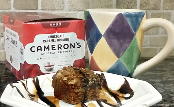 Cmeron's Flavored Coffee @dapperhouse