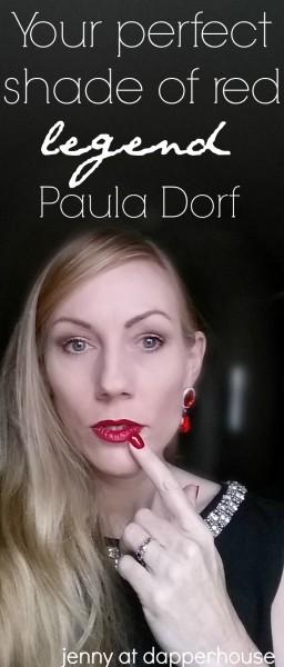 Your perfect shade of red lipstick legend @dapperhouse @PDcosmetics @BrandBacker #beauty #lips #red #cosmetics