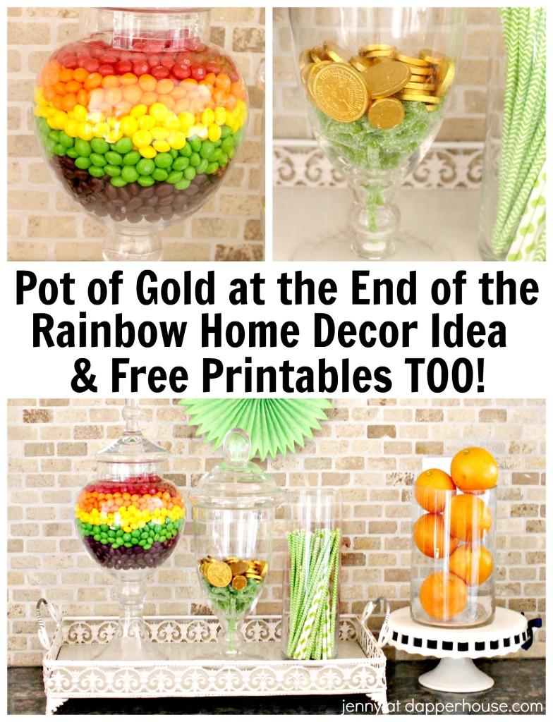 91+ Rainbow Home Decor - Taste The Rainbow 6 Ways To Color Block ...