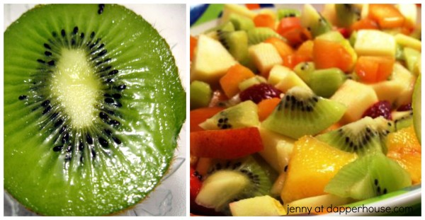15 Refreshing and  Delicious Kiwi Recipes for a refreshing summer - jenny at dapperhouse