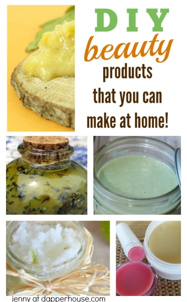 Diy beauty products that you can make at home for Products you can make at home