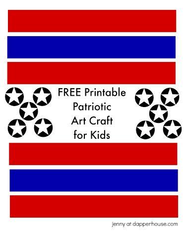 Free Patriotic Printables 2