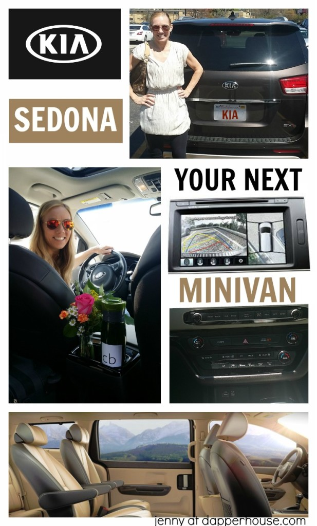 The KIA Sedona minivan is your next car #Sedona @KIA #minivan #newcar @DriveShopUSA  jenny at dapperhouse