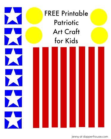 free patrioticprintables