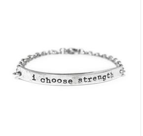 i choose strength