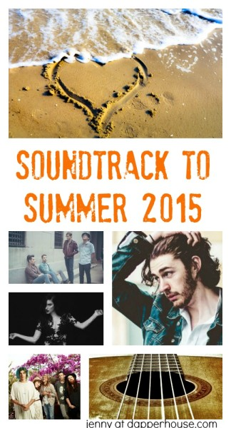 What to listen to in Summer 2015 - jenny at dapperhouse - whats on my ipod #music #bands #artists #songs