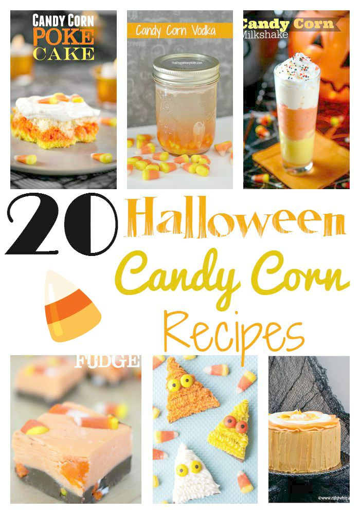 20 Candy Corn Recipes Jenny - jtemcio@msn.com