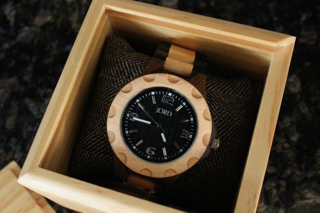 JORD wood watch #ad jennyatdapperhouse
