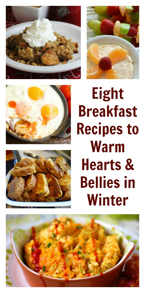 8 Breakfast Recipes to Warm Hearts and Bellies in Winter - jenny at dapperhouse