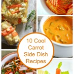 10 Cool Carrot Side Dish Recipes