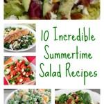10 Incredible Summertime Salad Recipes