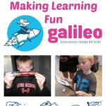 How Your Child Can Spend Summer Making Learning Fun #BEBOLD #ad