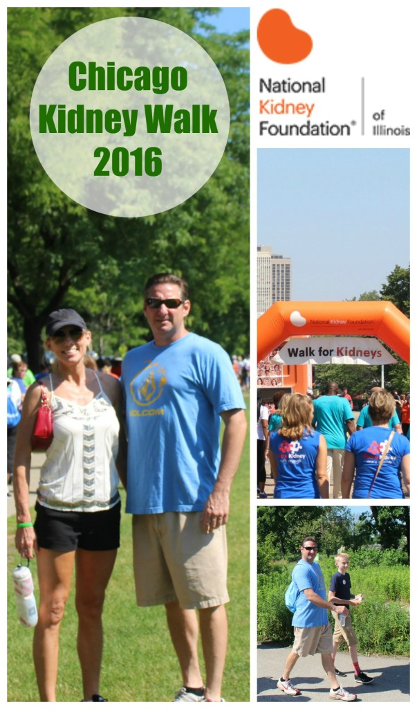 My day at the National Kidney Foundation Kidney Walk in Chicago - jenny at dapperhouse