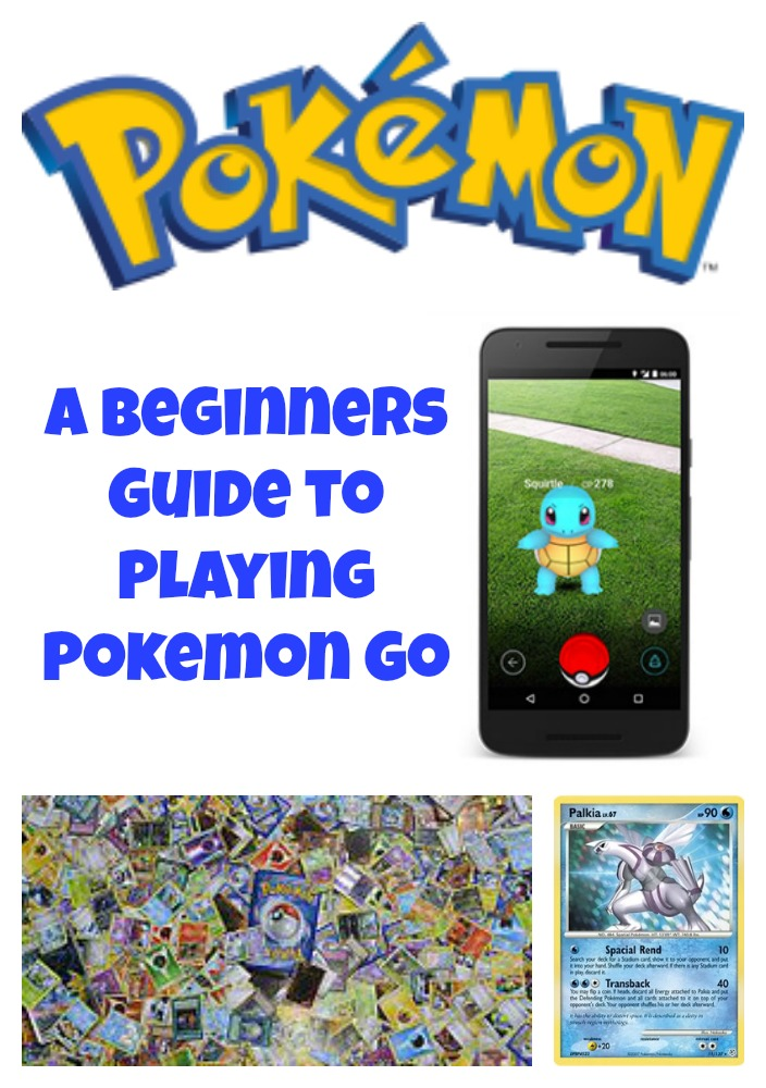 Beginners Guide to Pokemon Go App in iPhone and Android - jenny at dapperhouse #pokemongo