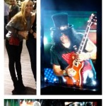 """Guns N' Roses """"Not In This Lifetime"""" Concert Tour Chicago"""