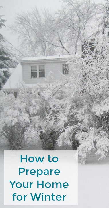 How to Prepare Your Home for Winter - jenny at dapperhouse #home #winter