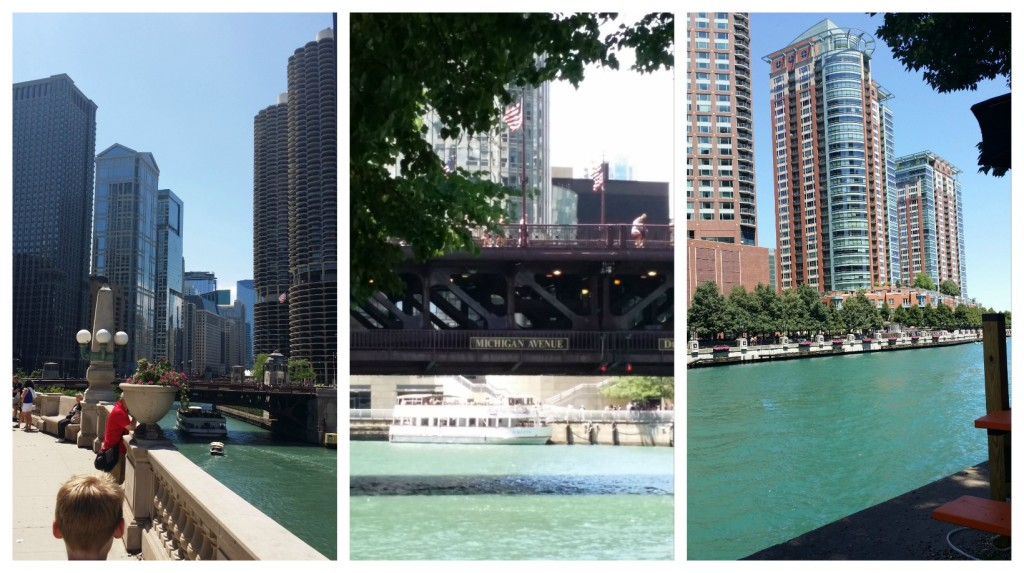 The beautiful riverwalk in downtown chicago - jenny at dapperhouse