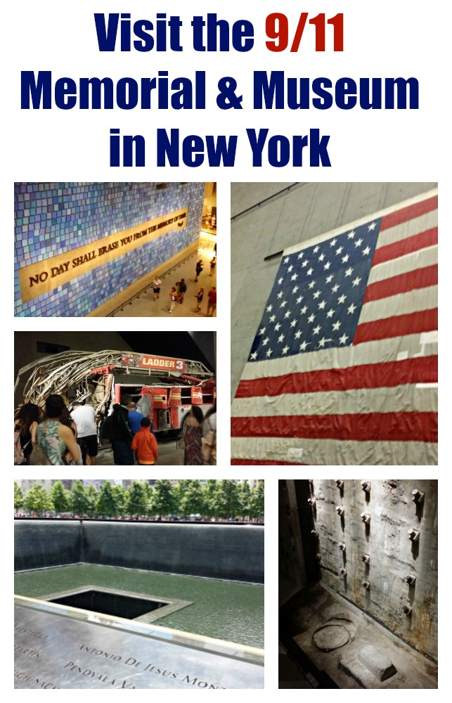 Visit the 911 memorial and museum in new york - jenny at dapperhouse