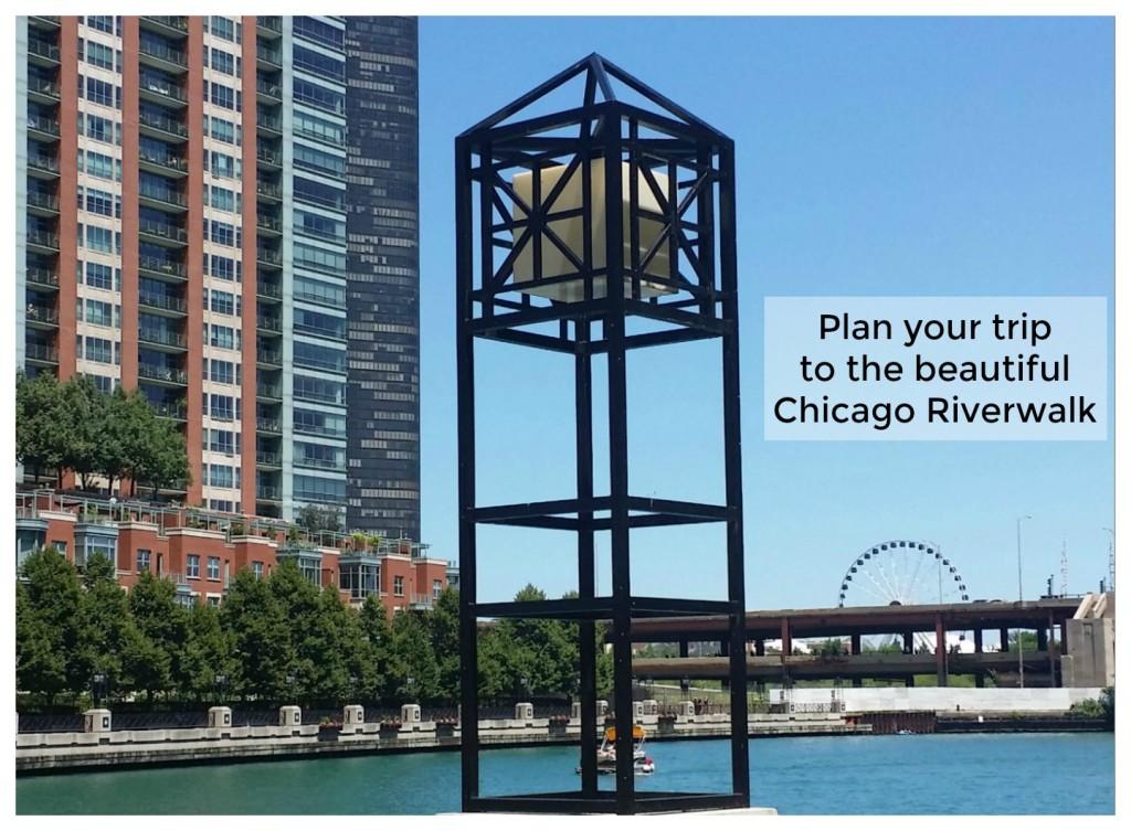 river walk near navy pier chicago - jenny at dapperhouse #travel  plan your trip