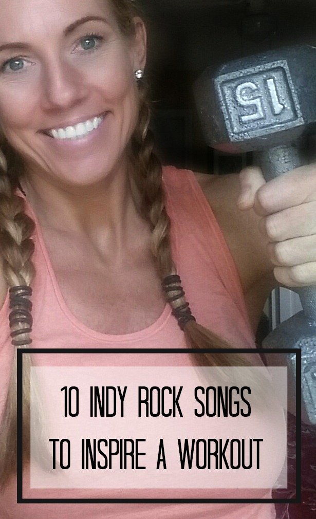 10 Indy Rock Songs to Inspire A Workout - jenny at dapperhouse
